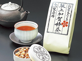 銘菓・銘茶詰め合わせ